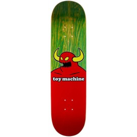 Toy Machine Monster deck green 8.25""