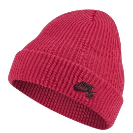 Nike SB Fisherman beanie rush pink black