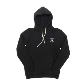 Zeropolis Twenty Years hoodie black washed