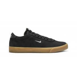 Nike SB Bruin ISO black white safety orange