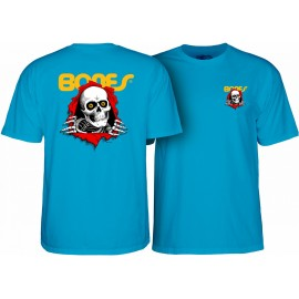 Powell Peralta Ripper tee S/S turquoise