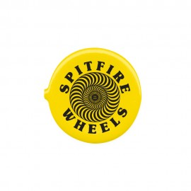 Spitfire Big Head coinpouch yellow black
