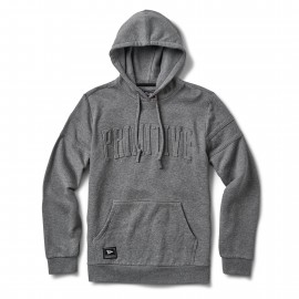 Primitive Cosmo hood grey heather