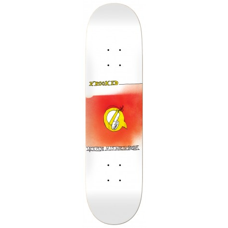 Krooked Mike Anderson deck Spray 8.25""