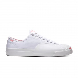 Converse Jack Purcell Pro OP OX white racer pink white