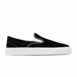 Converse One Star CC Slip Pro black white white