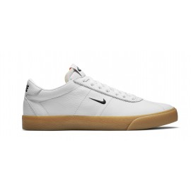 Nike SB Bruin ISO white black safety orange