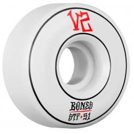 Bones STF V2 wheels Annuals white 51mm