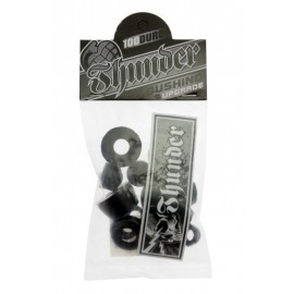 Thunder Bushing rebuild kit medium 100DU black