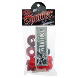 Thunder Bushing rebuild kit medium 90DU red