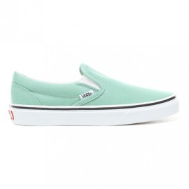 Vans Slip-On Classic neptune green true white