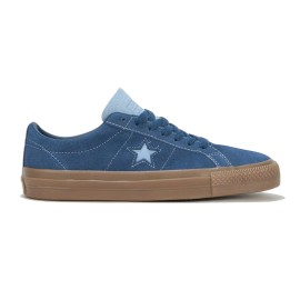 Converse One Star Pro OX navy indigo fog brown