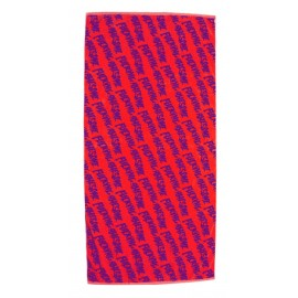 Fucking Awesome Beach towel Fucking Awesome purple red