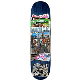 Antihero Grant Taylor deck Back Issues 8.5""
