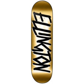 Deathwish Erik Ellington deck Gang Name gold 8.5""
