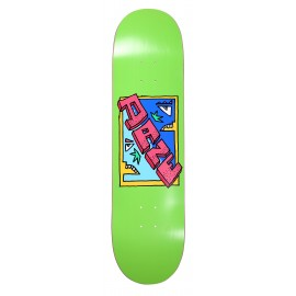 Polar Dane Brady deck Dane 1 Cake Face green