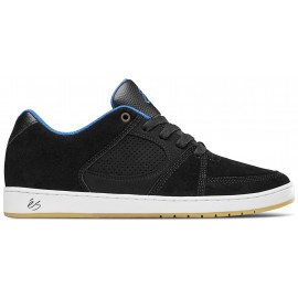 Es Accel Slim black white royal