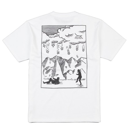 Polar Plus tee S/S white