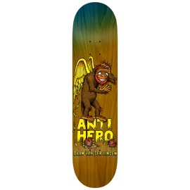Antihero Daan Van Der Linden deck Grimple Business 8.06""