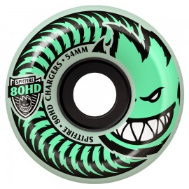 Spitfire Charger Staylit wheels cruiser 80HD 54mm