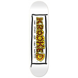 Krooked Spiked deck Team 8.25""