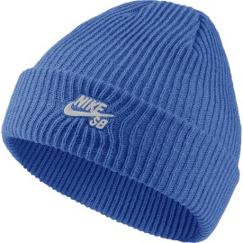 Nike SB Fisherman beanie pacific blue white