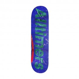 Alltimers Packing Tape Logo deck purple 8.25""