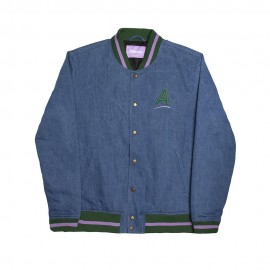 Alltimers League Varsity jacket blue