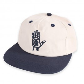 Theories Of Atlantis Hand Of Theories Strapback cap cream