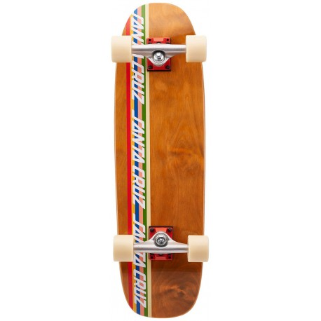 Santa Cruz Stripe Strip cruiser pack 8.4""