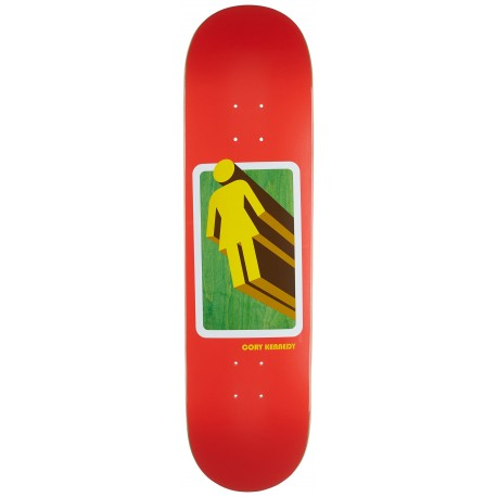 Girl Cory Kennedy deck 3D OG 8.25""