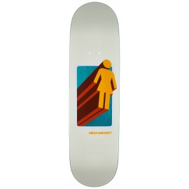 Girl Simon Bannerot deck 3D OG 8.5""