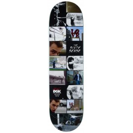 Dgk Josh Kalis deck The 6th Sense 8.25""