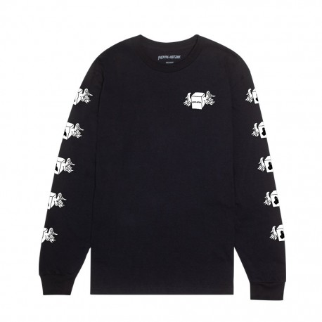Fucking Awesome Box Wings tee L/S black