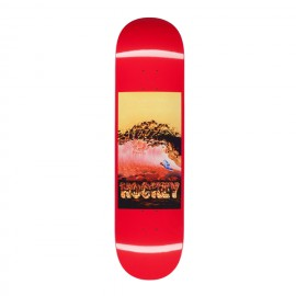Hockey Donovan Piscopo deck Silver Surfer 8.18""