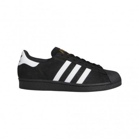 Superstar black white gold