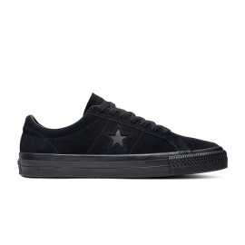 Converse One Star Pro OX black black black
