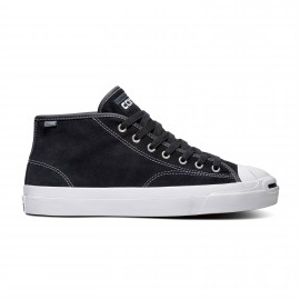 Converse Jack Purcell Pro Mid black white black