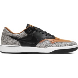 Nike SB GTS Return Premium Leather cobblestone black monarch black