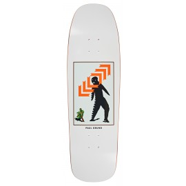 Polar Paul Grund deck Framed white 1992