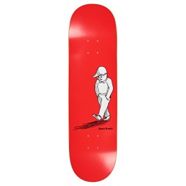 Polar Dane Brady deck Alone red 8.5""