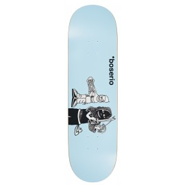 Polar Nick Boserio deck Knock Knock light blue slick 8.625""