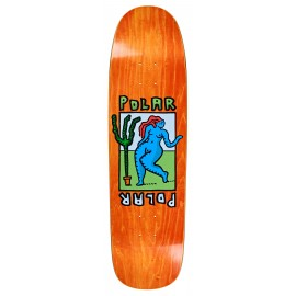 Polar Cactus Dance deck team P9