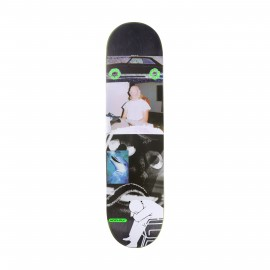 Quasi Quasi CBD Car black deck 8""