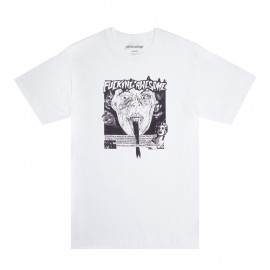 Fucking Awesome Fucking Awesome Face Reality tee S/S white