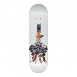 Fucking Awesome Fucking Awesome Berle deck dipped white 8""