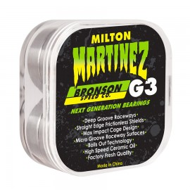 Bronson Speed Co Bronson Milton Martinez bearings Pro set G3