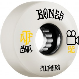 Bones Bones ATF Filmer wheels 80A white 52mm