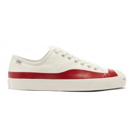 Converse Converse Cons Jack Purcell Pro QS Pop Trading Co egret red dahlia
