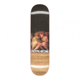 """Fucking Awesome Fucking Awesome Jason Dill deck Angel With Demonic Angel 8.25"""""""